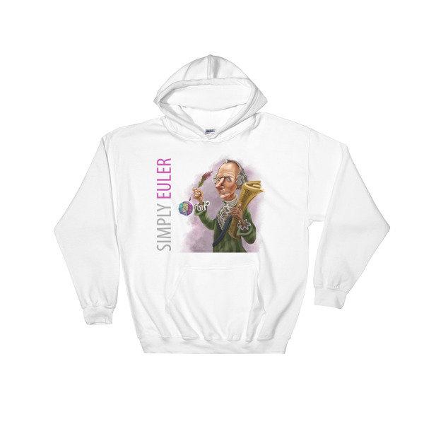Simply Euler Hooded Sweatshirt