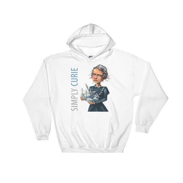 Simply Curie Hooded Sweatshirt