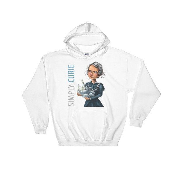 Simply Curie Hooded Sweatshirt
