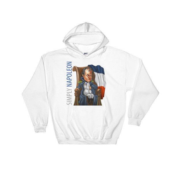Simply Napoleon Hooded Sweatshirt