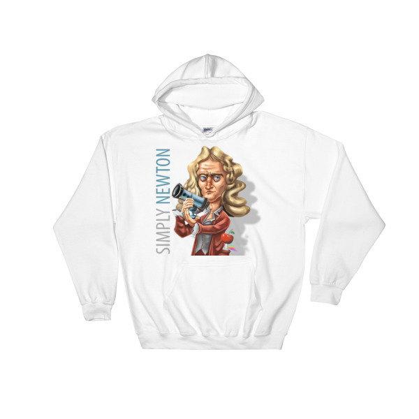 Simply Newton Hooded Sweatshirt