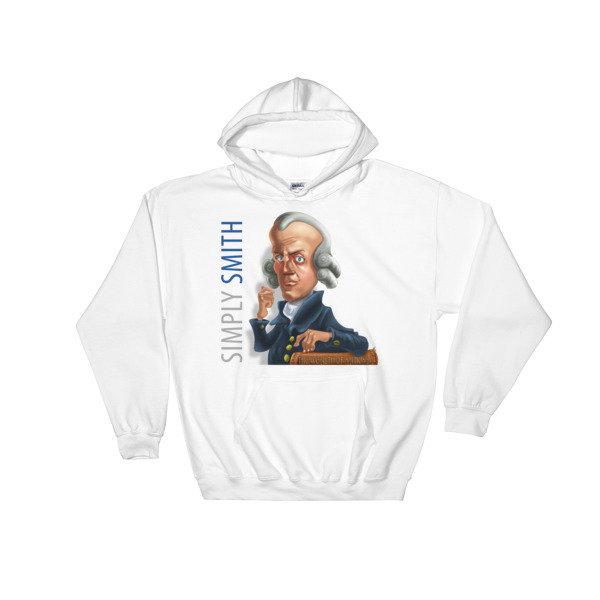Simply Smith Hooded Sweatshirt 16876