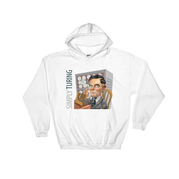 Simply Turing Hooded Sweatshirt