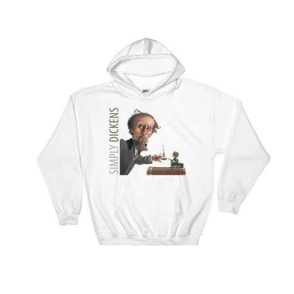 Simply Dickens Hooded Sweatshirt