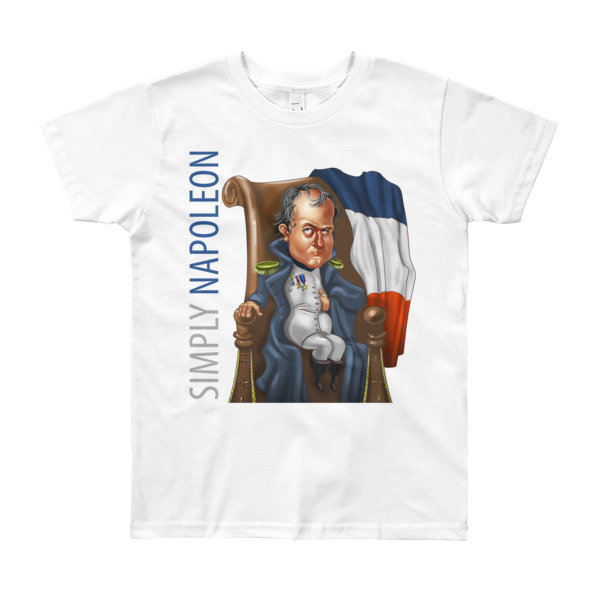 Simply Napoleon Youth T-Shirt