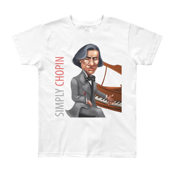 Simply Chopin Youth T-Shirt