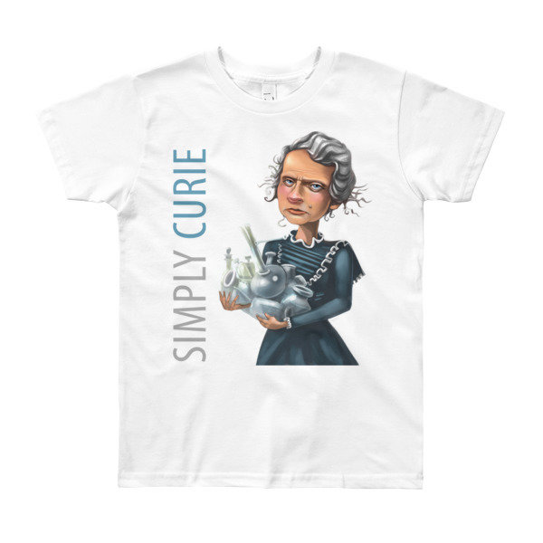 Simply Curie Youth T-Shirt