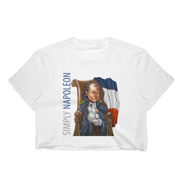 Simply Napoleon Women's Crop Top