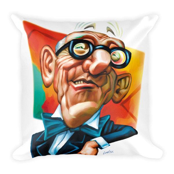 Le Corbusier Square Pillow