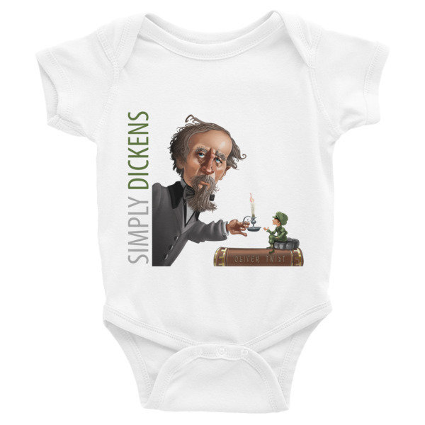Simply Dickens Infant Bodysuit