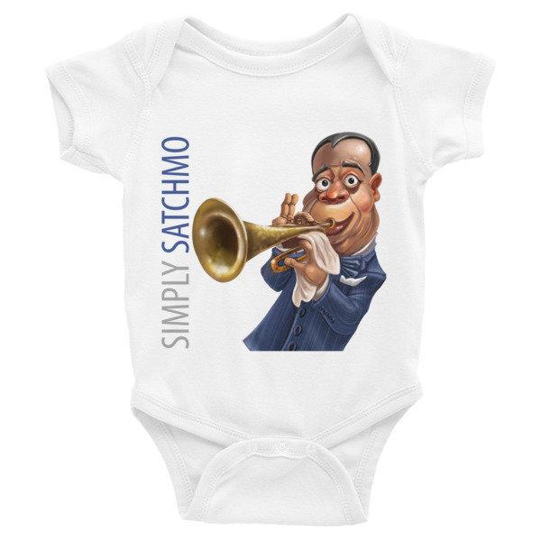 Simply Satchmo Infant Bodysuit