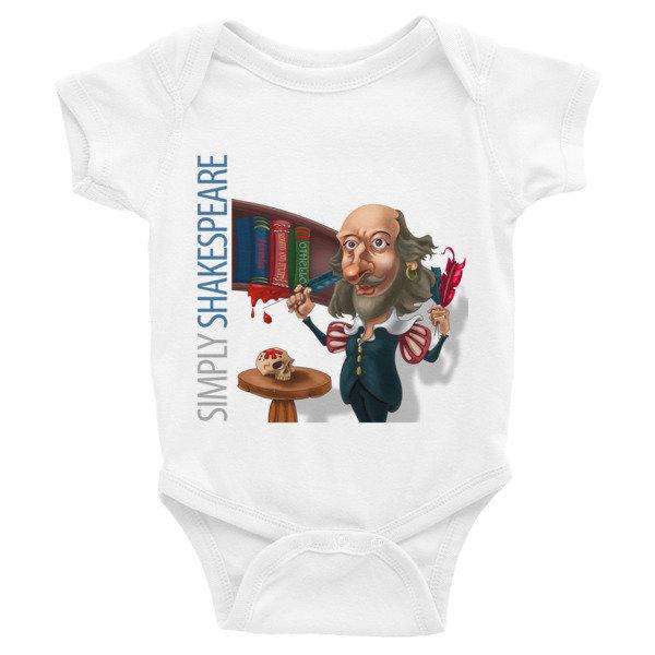 Simply Shakespeare Infant Bodysuit