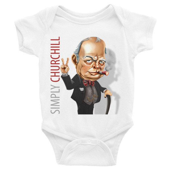 Simply Churchill Infant Bodysuit