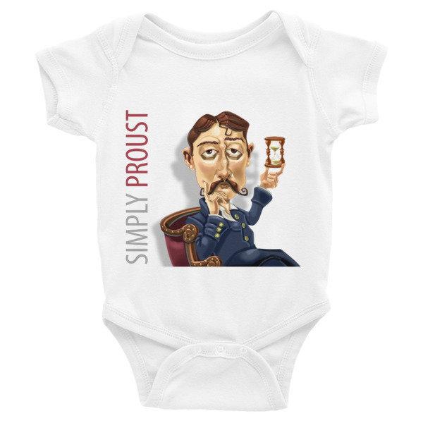 Simply Proust Infant Bodysuit