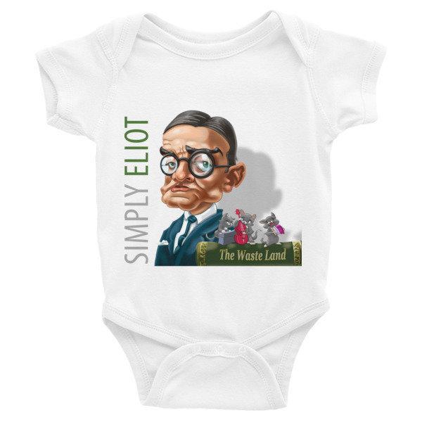Simply Eliot Infant Bodysuit
