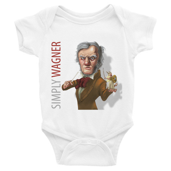 Simply Wagner Infant Bodysuit
