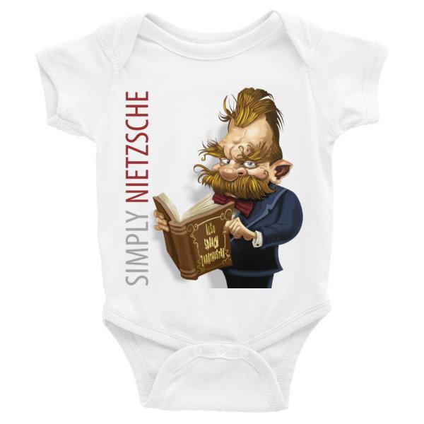 Simply Nietzsche Infant Bodysuit