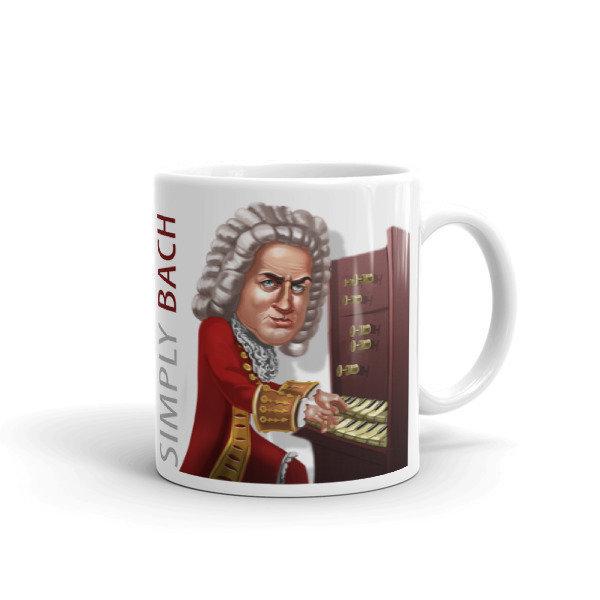 Simply Bach Mug