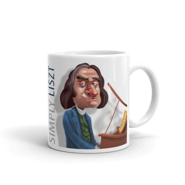 Simply Liszt Mug 17045