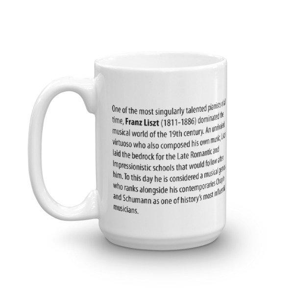 Simply Liszt Mug