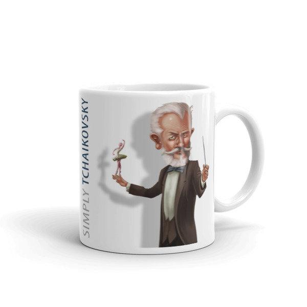 Simply Tchaikovsky Mug