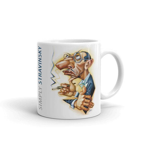 Simply Stravinsky Mug