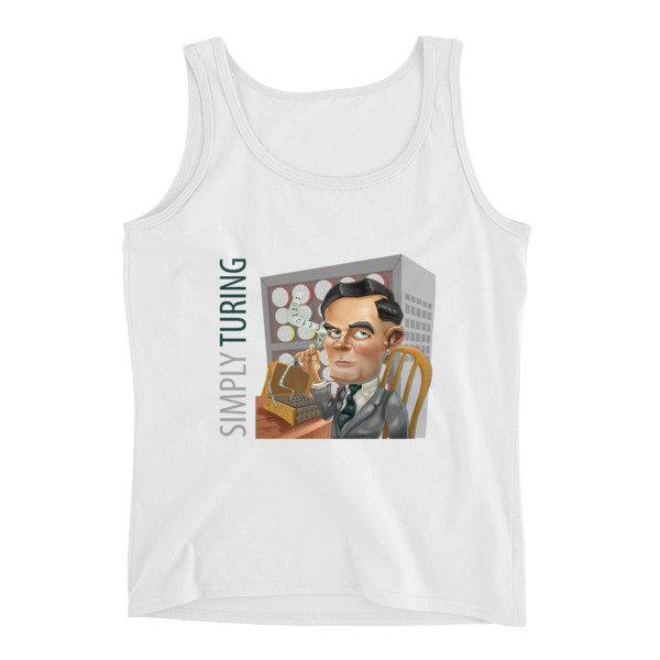 Simply Turing Ladies' Tank