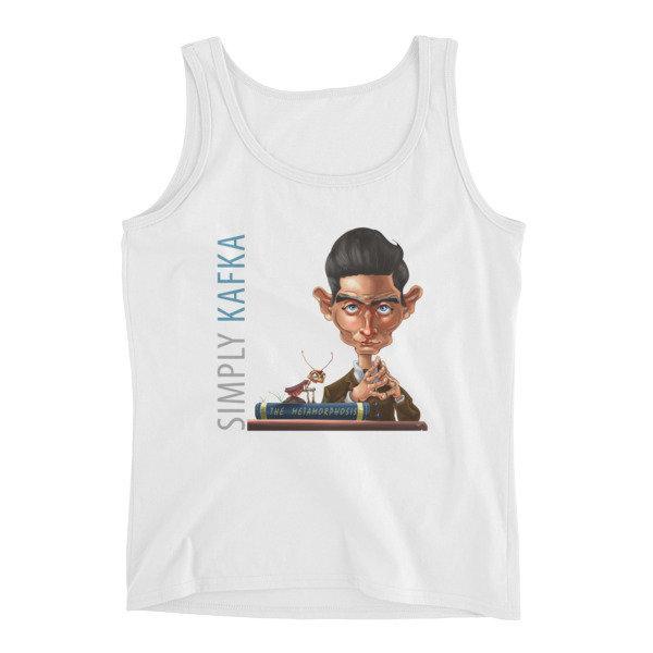 Simply Kafka Ladies' Tank