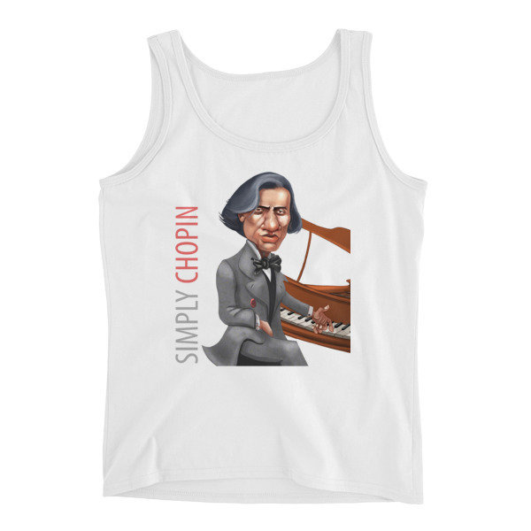Simply Chopin Ladies' Tank