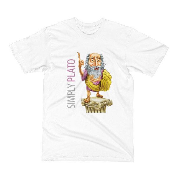 Simply Plato Men's T-Shirt
