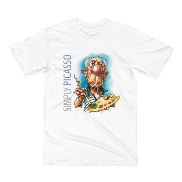 Simply Picasso Men's T-Shirt