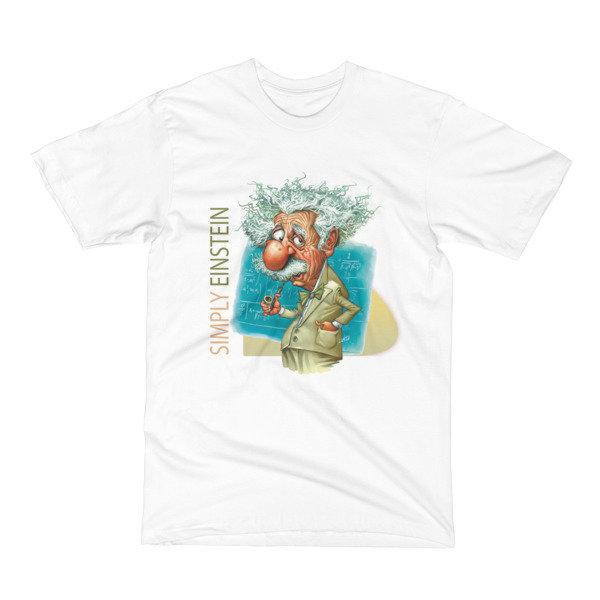 Simply Einstein Men's T-Shirt