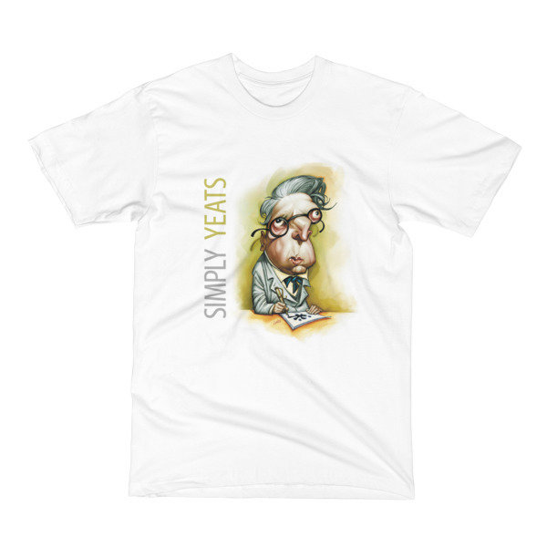 Simply Yeats Men's T-Shirt