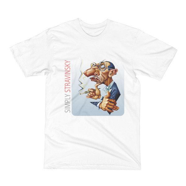 Simply Stravinsky Men's T-Shirt