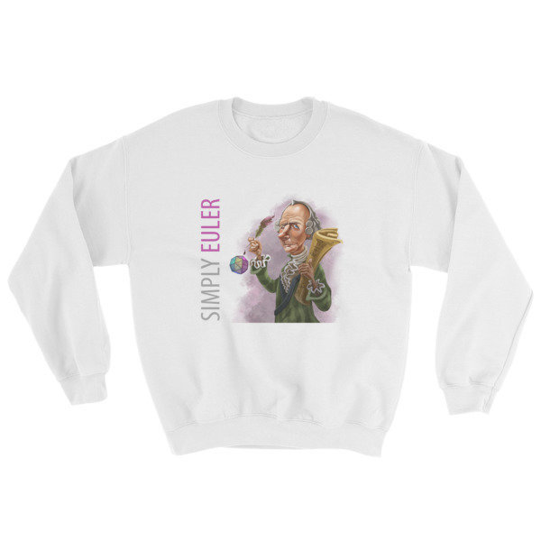 Simply Euler Sweatshirt