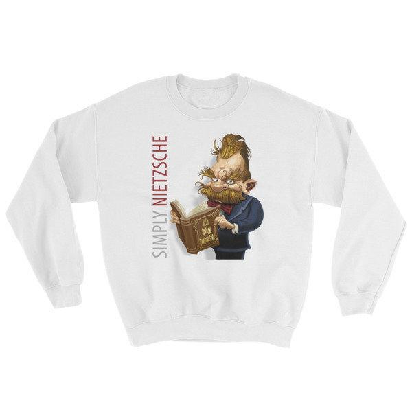 Simply Nietzsche Sweatshirt