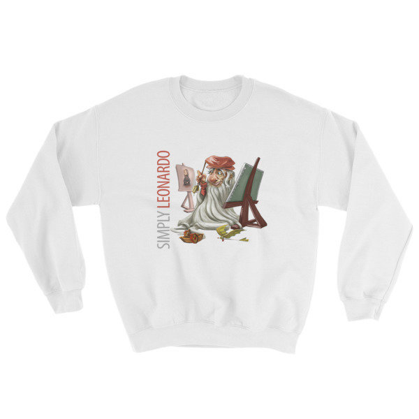 Simply Leonardo Sweatshirt