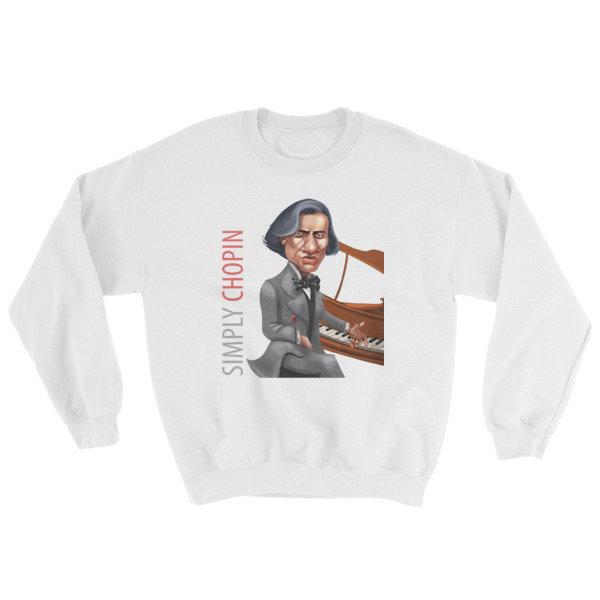 Simply Chopin Sweatshirt