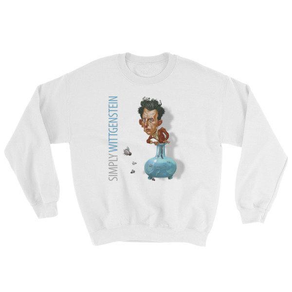 Simply Wittgenstein Sweatshirt