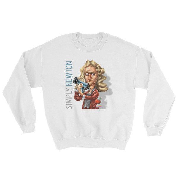 Simply Newton Sweatshirt