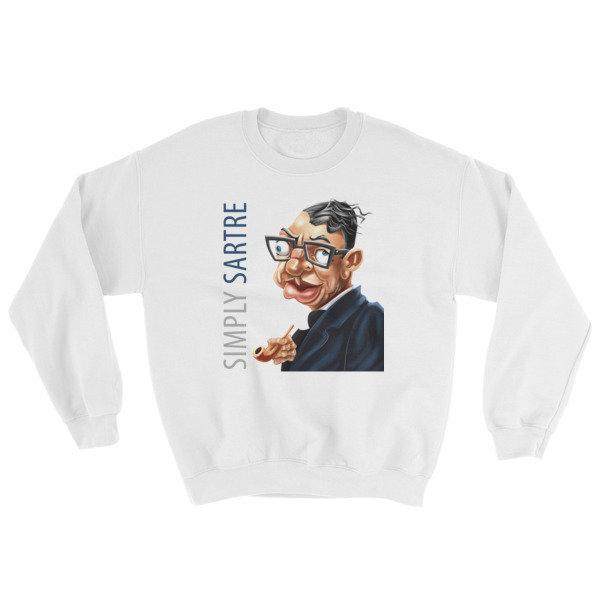 Simply Sartre Sweatshirt