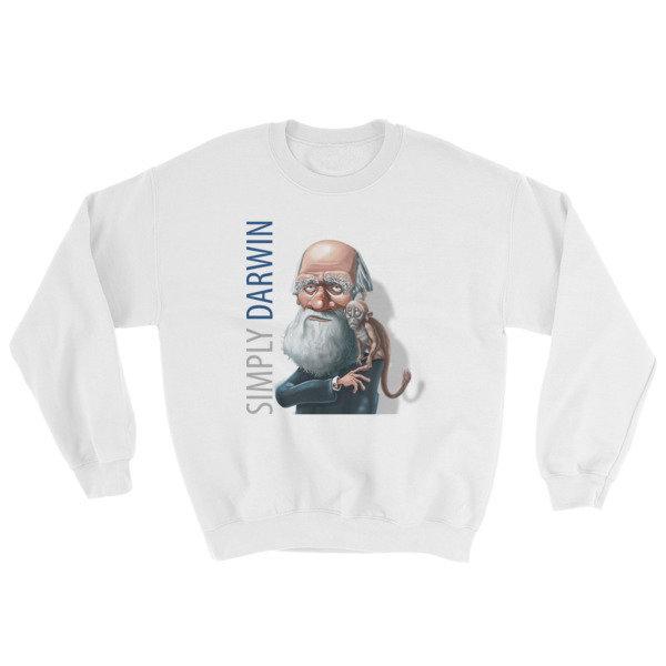 Simply Darwin Sweatshirt 17103