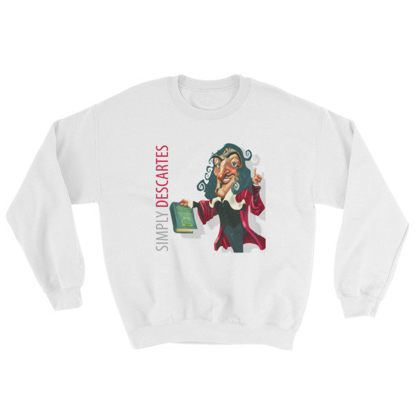 Simply Descartes Sweatshirt