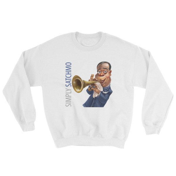 Simply Satchmo Sweatshirt