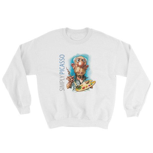Simply Picasso Sweatshirt