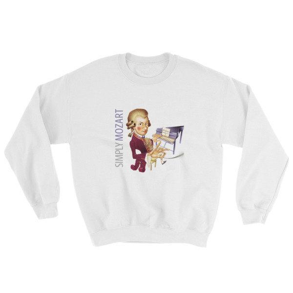 Simply Mozart Sweatshirt