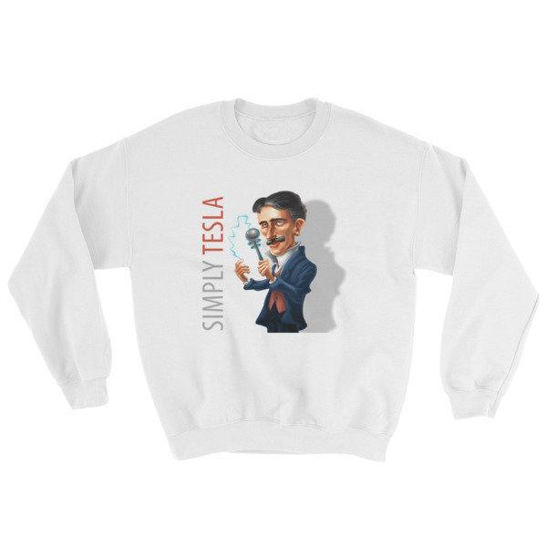 Simply Tesla Sweatshirt