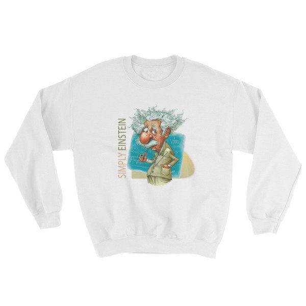 Simply Eintein Sweatshirt