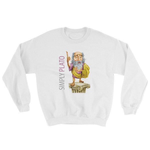 Simply Plato Sweatshirt