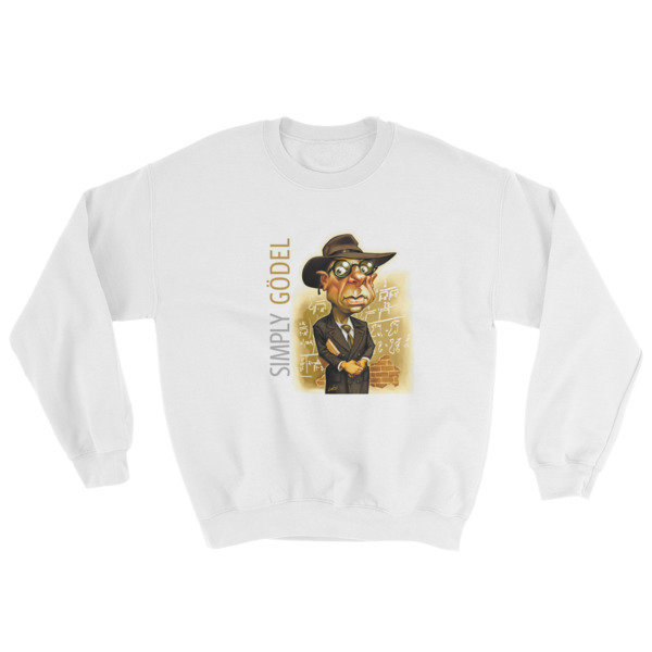 Simply Gödel Sweatshirt 17119